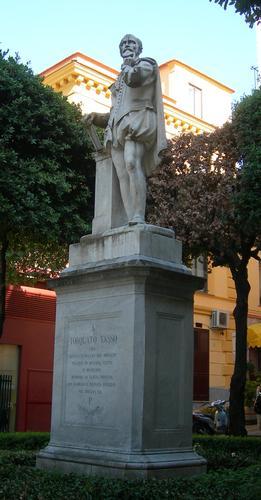 Monumento a Tasso - Sorrento (1028 clic)