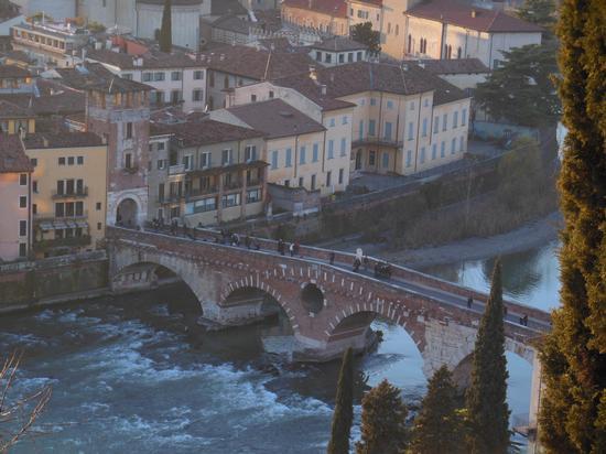 Ponte Pietra - Verona (843 clic)