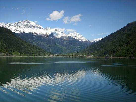 lago di poschiavo - Tirano (2365 clic)