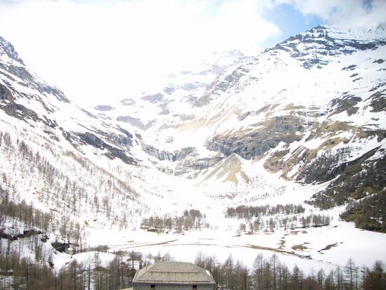 montagne innevate - Tirano (1596 clic)