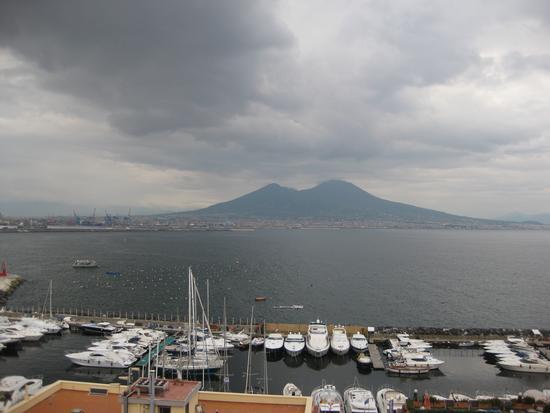 Il Vesuvio - Napoli (1945 clic)