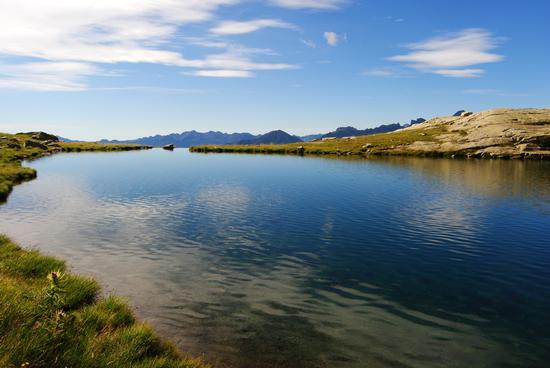 Lago del Paione  - Bognanco (2256 clic)