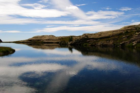 Nuvole sui laghi della Val Bognanco (2707 clic)