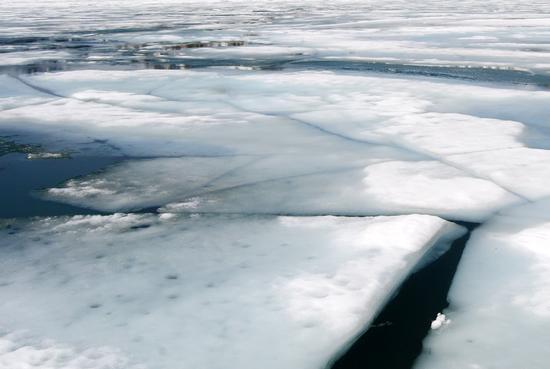 il lento sciogliersi dei ghiacci - Formazza (1457 clic)