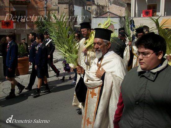 Domenica delle Palme - Piana degli albanesi (888 clic)