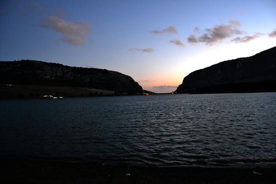 Lago di Piana degli Albanesi (891 clic)