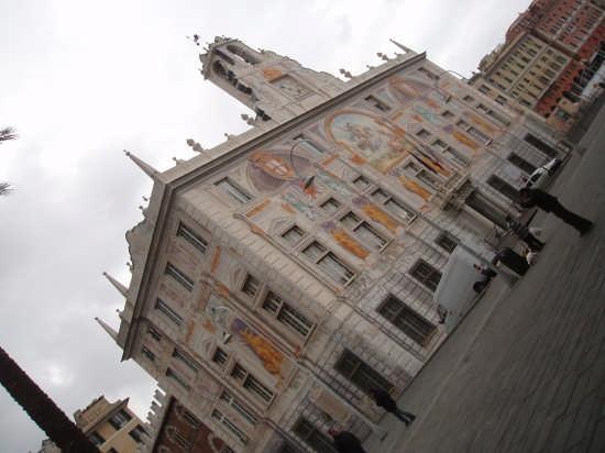 Palazzo S.Giorgio - Genova (2415 clic)