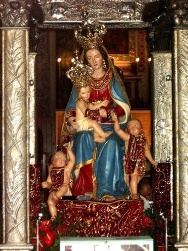 Madonna del Mazzaro (1696 clic)