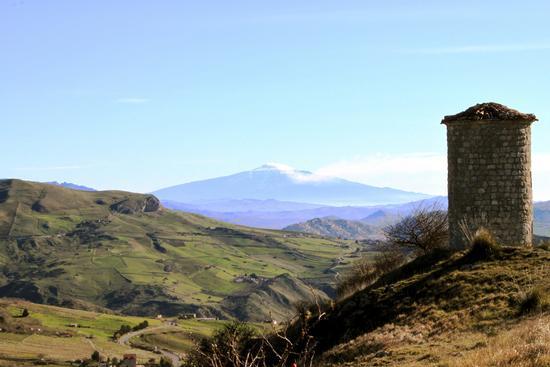 L'Etna da Petralia Soprana (3186 clic)