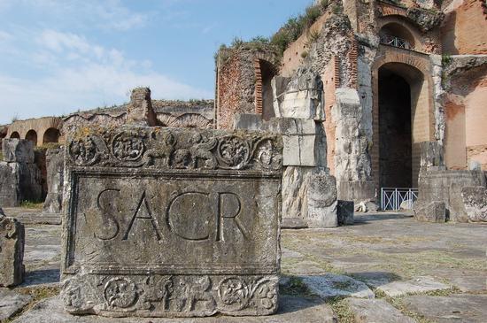 Anfiteatro campano - Santa maria capua vetere (2591 clic)