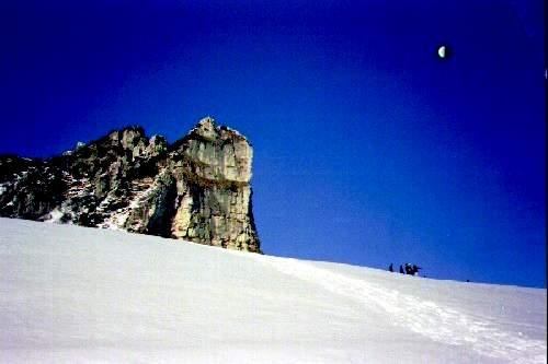 La parete della Sisilla. - Recoaro terme (1325 clic)