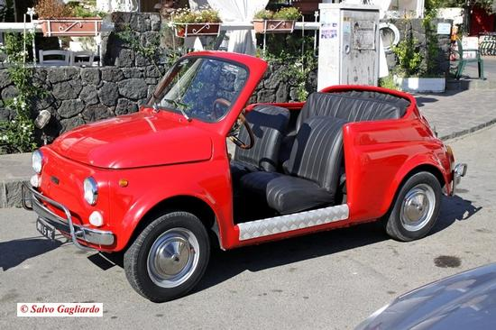 Fiat 500 atipica - Vulcano (2652 clic)