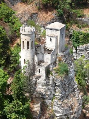 Torre Pepoli - Erice (7225 clic)