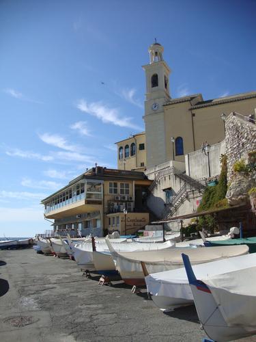 Bocca d'asse assolata - Genova (2775 clic)