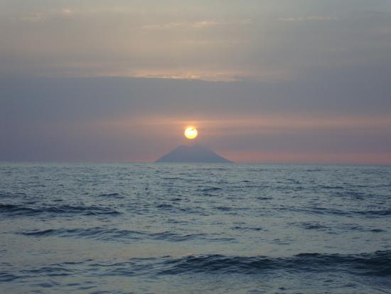 tramonto calabrese - Briatico (2703 clic)