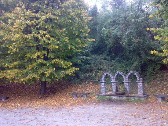 autumn in the castle  - Avigliana (1662 clic)
