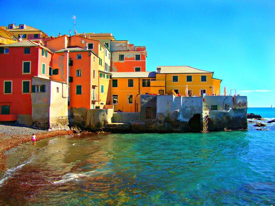 Boccadasse - Genova (2073 clic)