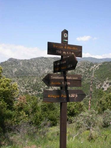 Itinerari alpini - Dolceacqua (4368 clic)