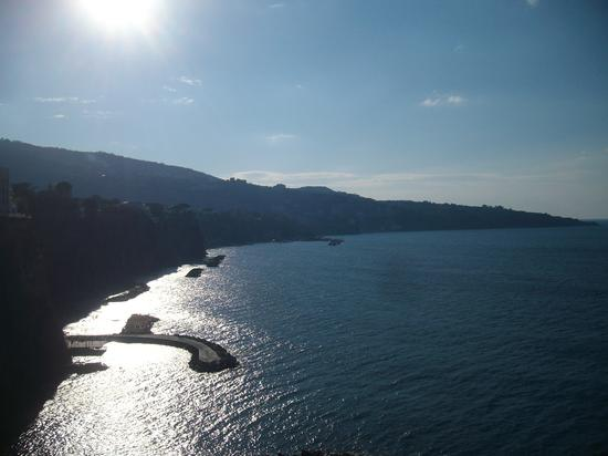 TRAMONTO - Panorama SORRENTO (166 clic)