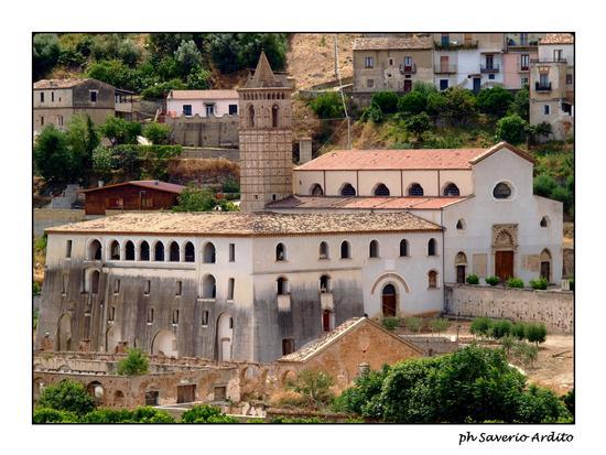 CORIGLIANO CAL. - IL COMPLESSO DEL CARMINE - Corigliano calabro (1225 clic)