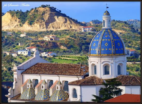 CORIGLIANO CAL. - CHIESA S. ANTONIO - Corigliano calabro (5805 clic)