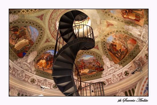 CORIGLIANO CAL. - CASTELLO DUCALE - IL MASTIO - Corigliano calabro (1511 clic)