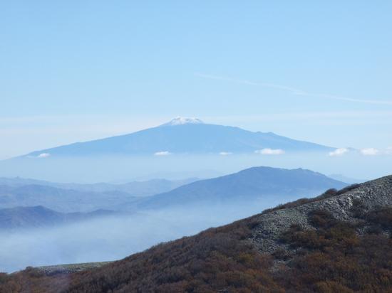 Etna visto da Pizzo Carbonara a  1978 m. - Piano battaglia (2298 clic)