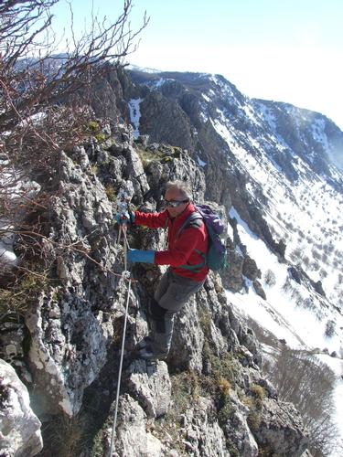 Trekking Monte Quacella 1869 m - Parco delle Madonie - Petralia sottana (1524 clic)
