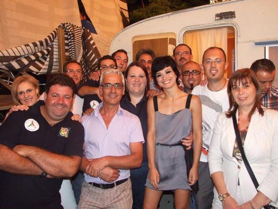 Dolcenera in concerto a San Mauro Castelverde 1 luglio 2012 (3657 clic)