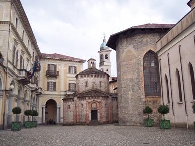 Il battistero - Biella (12346 clic)