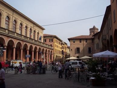 TEATRO CUMUNALE - Bologna (2777 clic)