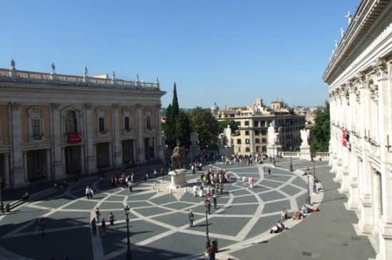 Campidoglio - Roma (3447 clic)