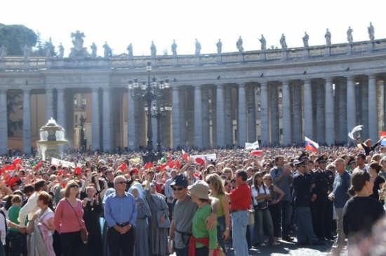 Piaza San Piatro - Roma (2840 clic)