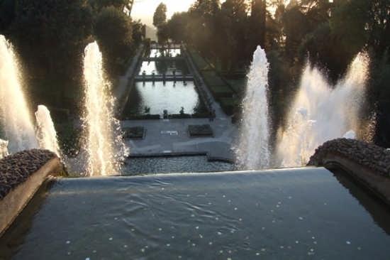 Villa d'Este - TIVOLI - inserita il 18-Oct-07