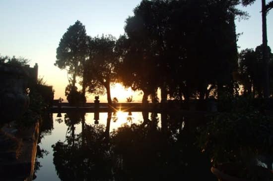 Villa d'Este - Tivoli (2663 clic)