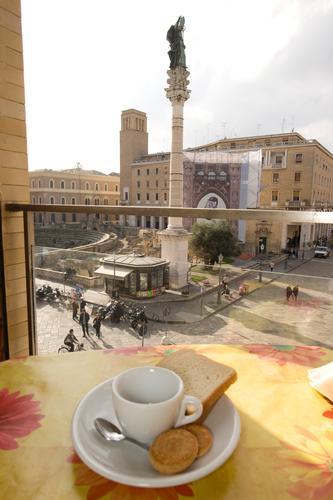 vista di piazza Sant'Oronzo- LecceSalento (1965 clic)