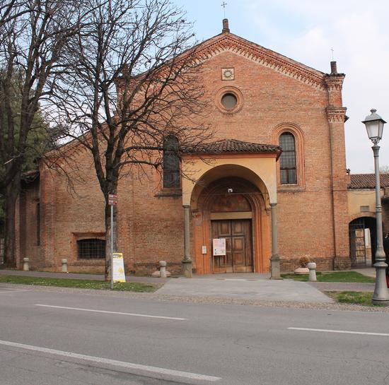 CHIESETTA DI SAN BERNARDINO - Caravaggio (1600 clic)