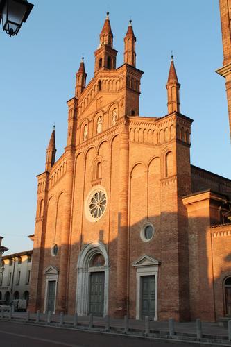 CHIESA DI SAN FERMO E RUSTICO - Caravaggio (2602 clic)