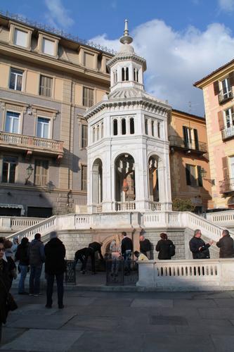 PIAZZA DELLA BOLLENTE - ACQUI TERME - inserita il 21-Mar-12