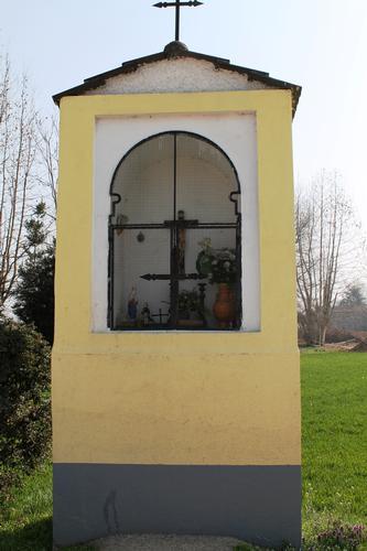 Cappellina  dei campi - Caravaggio (1704 clic)