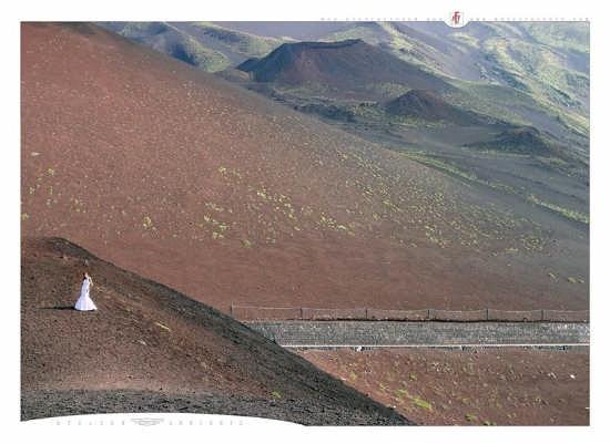 Una Sposa sull'Etna (2917 clic)