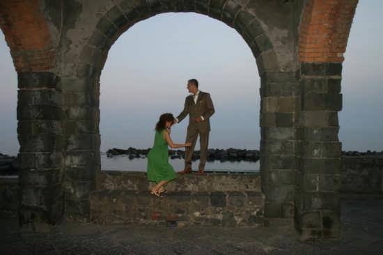 Porta del mare - Archi - Giarre (3557 clic)