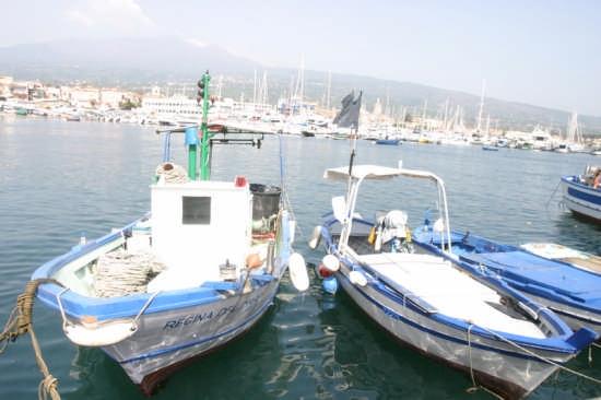 Porto di Giarre e Riposto (3670 clic)