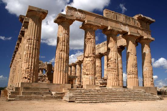 Selinunte: Tempio E (forse di Era) (7869 clic)