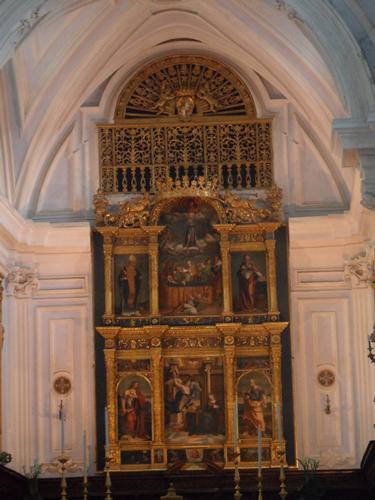 Santuario  SS Annunziata - Gaeta (2238 clic)