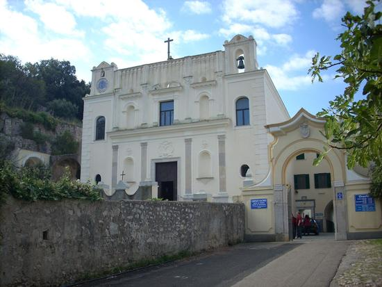 Santuario Montagna Spaccata - Gaeta (3450 clic)