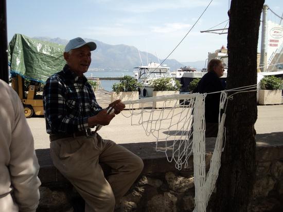 Il pescatore - Gaeta (1876 clic)