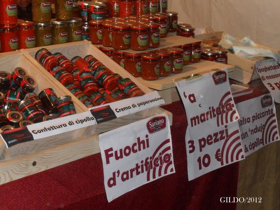 Stand calabrese - Monte san biagio (2205 clic)