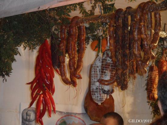 Salsiccia e peperone piccante - Monte san biagio (2280 clic)