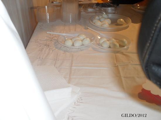 Ovoline di bufala - Monte san biagio (2104 clic)